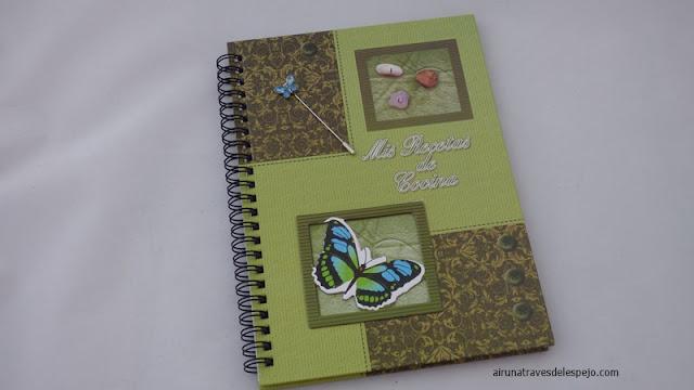 airunatravesdelespejo mariposa azul