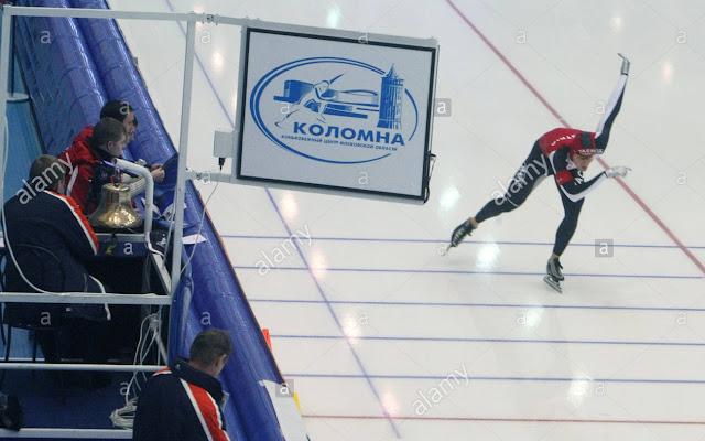 PATINAJE DE VELOCIDAD - Campeonato de Europa 2018 (Kolomna, Rusia)