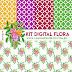 Kit digital flora grátis para baixar