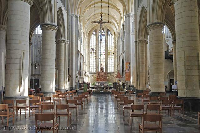 Tongeren Basilica Belfry UNESCO Belgium