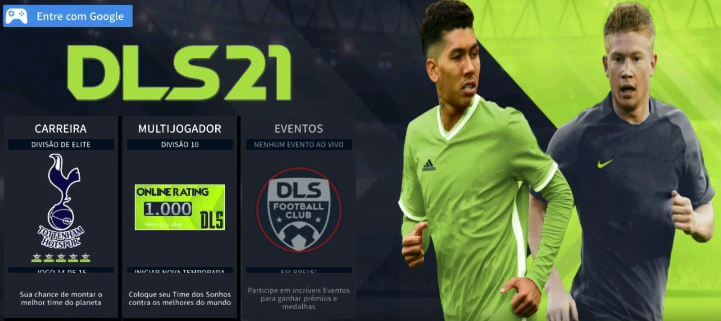 Dream League Soccer 2021 Mod Apk Obb Data Download DLS 21