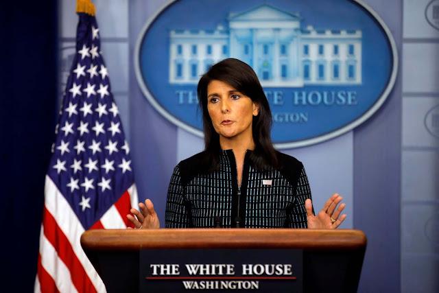 EEUU alertará en la ONU crisis de Venezuela y la posibilidad de convertirse en una amenaza a la paz internacional