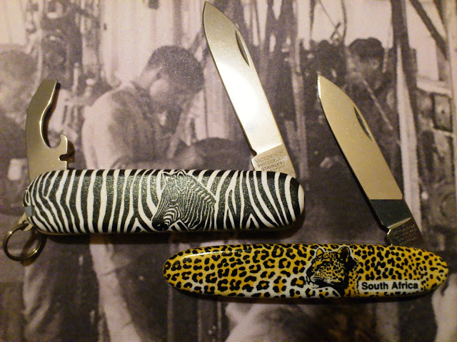 Mario S Swiss Army Knives Victorinox South Africa Series