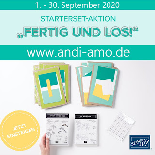 Zum Stampin Up Starterset-Angebot September