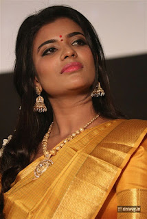 Actress Aishwarya Rajesh Stills at Dharmadurai Audio Launch