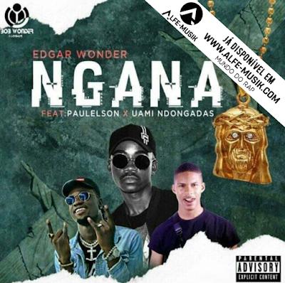 Ngana Edgar Wonder By Alfe-Musik