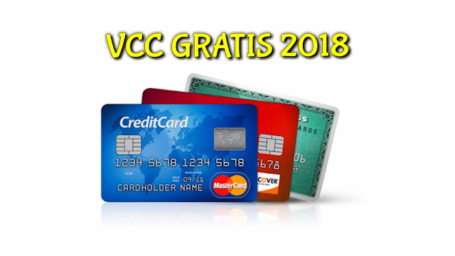 Virtual Credit Card Gratis verifikasi Pay Pal