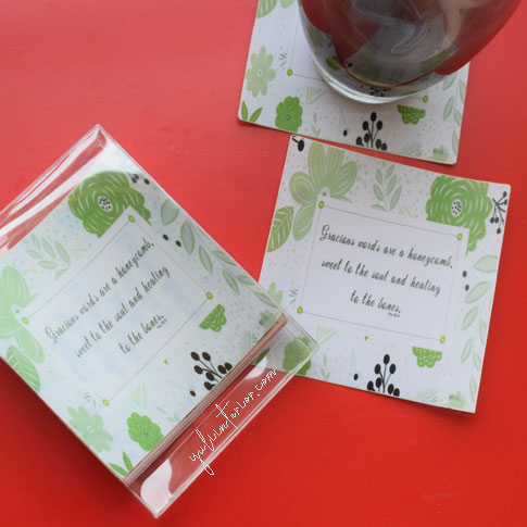 Scripture Themed Coasters in Port Harcourt, Nigeria