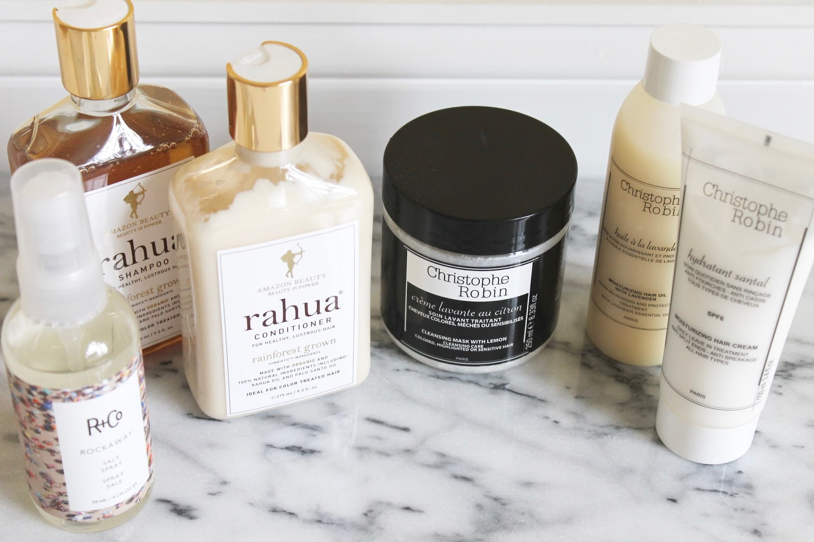 A SPRING/SUMMER HAIR PRODUCT UPDATE