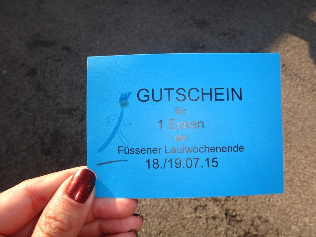 Maratona Romântica na Alemanha