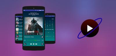 PowerAudio Music Player es el reproductor de música más potente