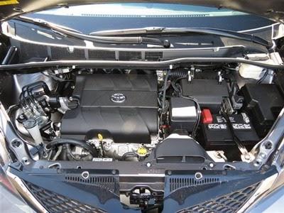 Toyota Sienna Indonesia