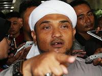Habib Rizieq Imam Besar FPI Tersandung Isu Perselingkuhan, Novel Bamukmin Buka Suara