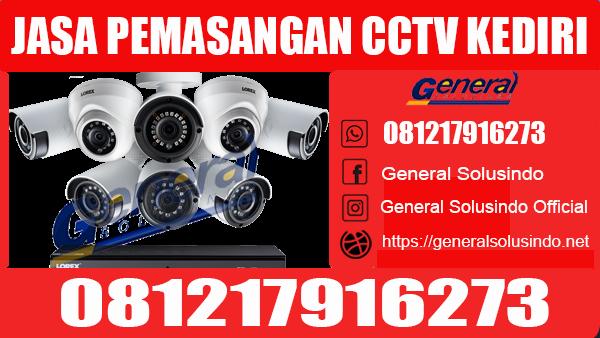 Jasa Pemasangan CCTV Pare Kediri Murah