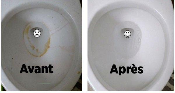 voici comment avoir des toilettes luisantes sans effort trucs astuces conseils pratiques. Black Bedroom Furniture Sets. Home Design Ideas