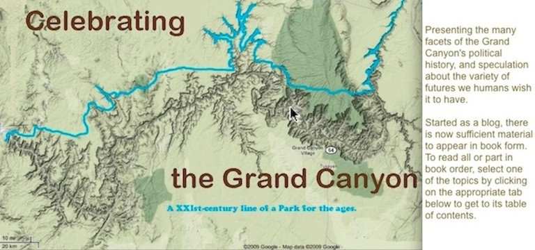 Celebrating the Grand Canyon