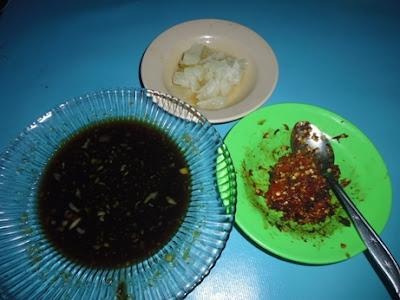 Tahu Pong enak di Semarang