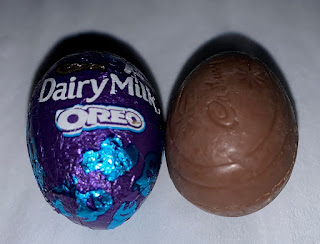 Dairy Milk Oreo-ooo Eggs - Halloween Edition