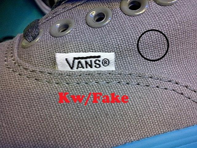 HYPERSHOES  Membedakan Vans Ori dan Kw 58e10cc8ae