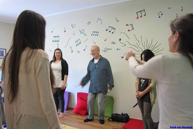 Παραμυθοτράγουδα-Τραγουδοϊστορίες στο 4ο Δημοτικό Σχολείο Ναυπλίου