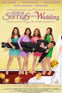 Watch Four Sisters and a Wedding (2013) movie free online