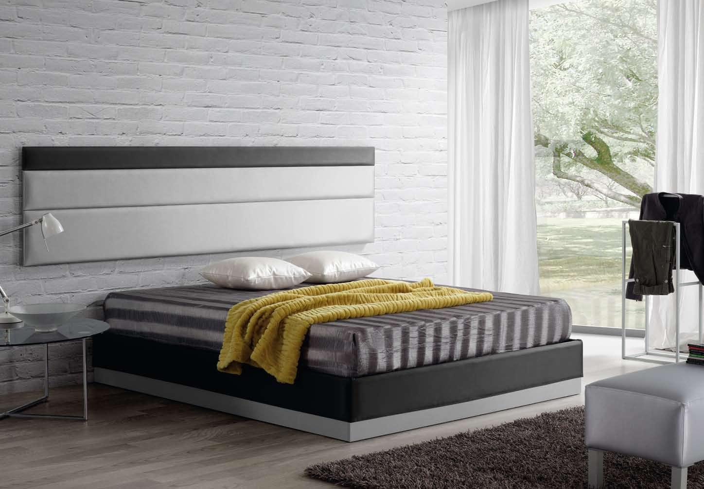 Cabeceros modernos de cama - Cabeceros acolchados cama ...