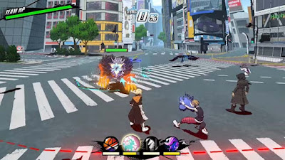 NEO: The World Ends with You free game