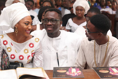 julius Agwu and i go die at comedian bovi mother burial