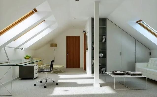 Organization of the interior
