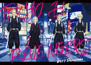 Update! Baca Manga Tokyo Revengers Chapter 177 Full Sub Indo