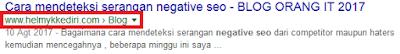 String url google