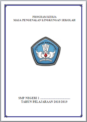 Proposal MPLS 2018/2019 SD, SMP, SMA, SMK