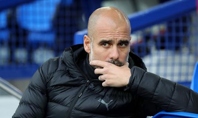 """قال بيب جوارديولا وسط صلات مع إيرلينج هالاند:.. """"يمكن لمانشستر سيتي تحطيم الرقم القياسي في الانتقالات"""""""