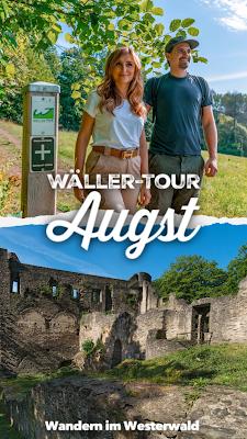 Wäller-Tour Augst  Rundwanderung Westerwaldsteig  Westerwald bei Neuhäusel 21