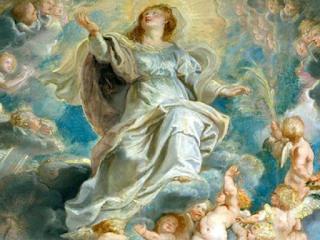 Cantos missa 20 Domingo Comum- Assunção de Nossa Senhora