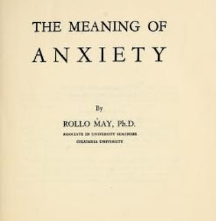 Meaning of anxiety (1950) PDF