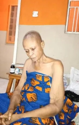 Nollywood actress, Ify Onwuemene down with cancer, begs for funds