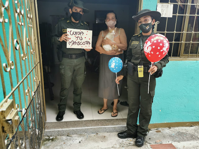 https://www.notasrosas.com/Departamento de Policía Cesar sensibiliza a la comunidad, sobre el Amor y Buen Trato Animal