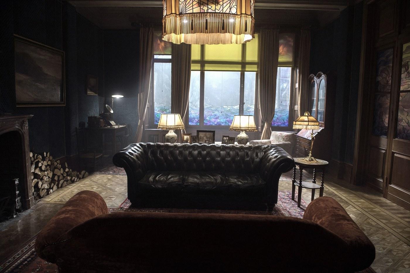 La Cineturista: Miss Peregrine - La casa dei ragazzi speciali