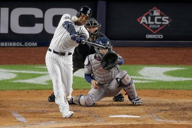 Yankees  ganan  a los  Astros