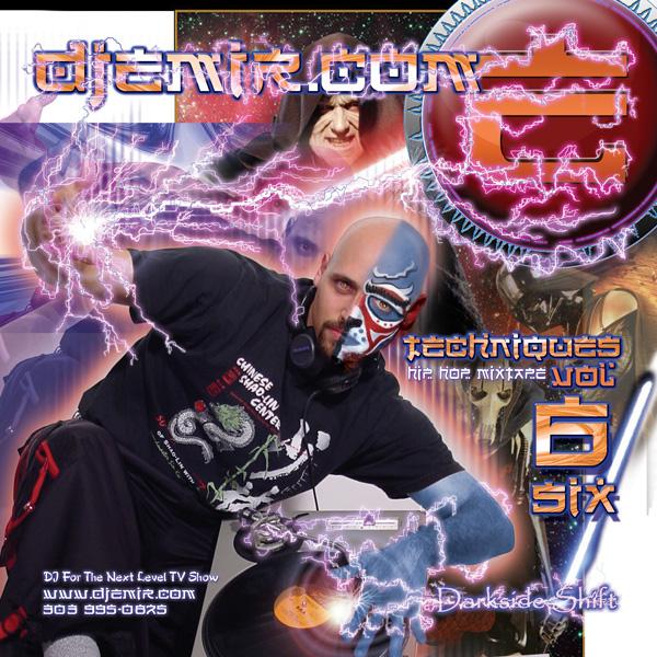 DJ Emir Techniques Volume 6: The Star Wars Mixtape