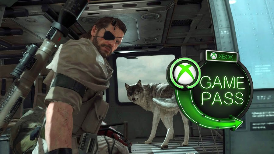 xbox game pass 2019 metal gear solid v phantom pain xb1