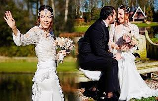 Burcu Kara s-a recăsătorit cu regizorul Fırat Doğu Parlak