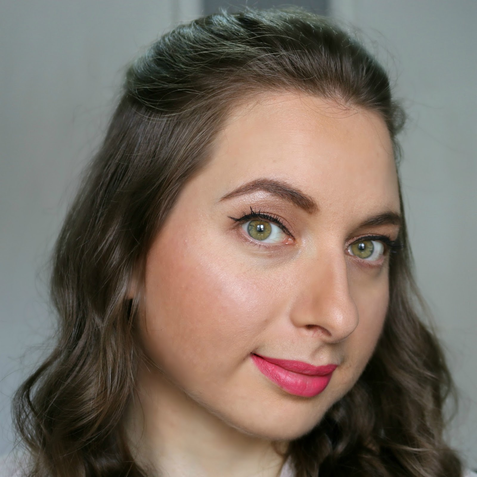Yves Rocher Spring Makeup Look