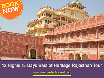 rajasthan heritage tour packages from jaipur