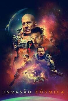 Invasão Cósmica Torrent - BluRay 1080p Dual Áudio