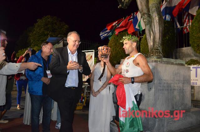 Νικητής στο 37ο «Σπάρταθλον» ο Ούγγρος δρομέας Bodis Tamas