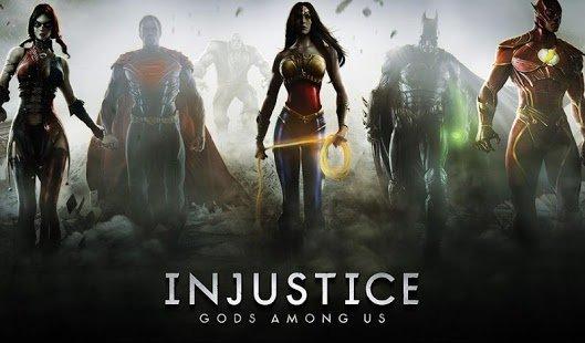 تحميل لعبة injustice 2 مهكرة