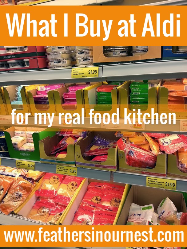 The Best Real Food to Buy at Aldi   Feathers in Our Nest
