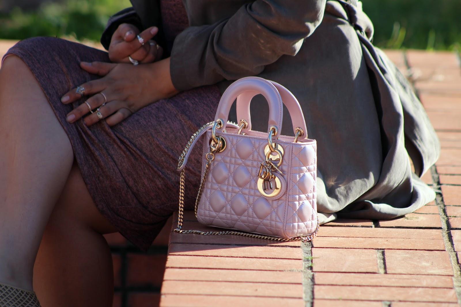 DIOR MINI Lady Dior